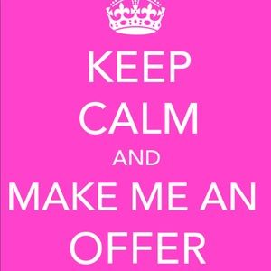 👛Make a reasonable offer today 👛